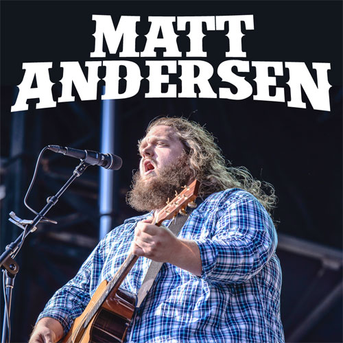 Matt Anderson music tour