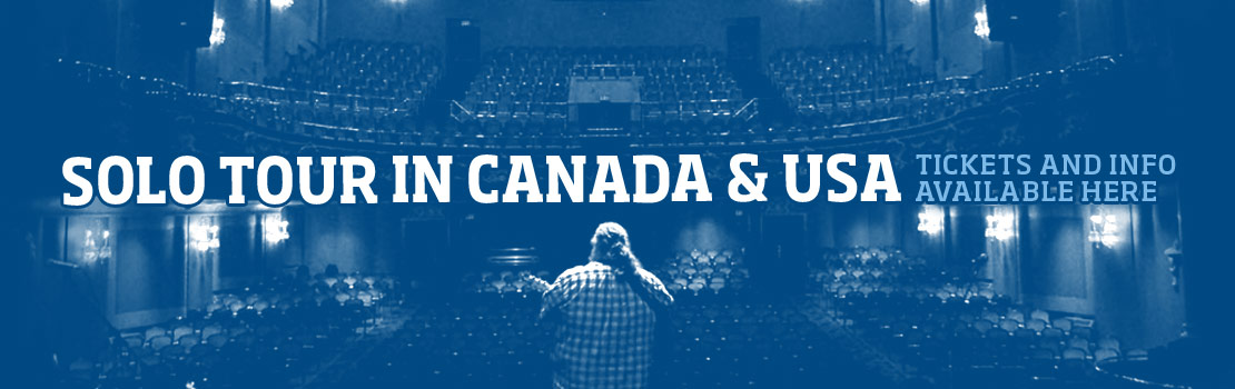 Matt Andersen Canada and USA tour dates, tickets available here