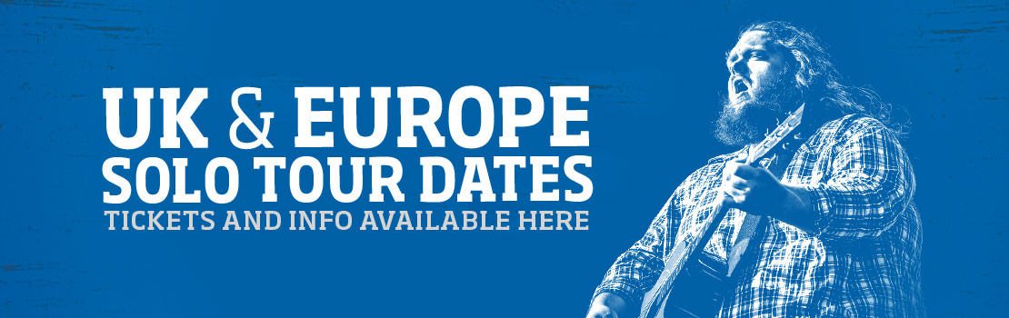Matt Andersen Europe and United Kingdom tour dates!