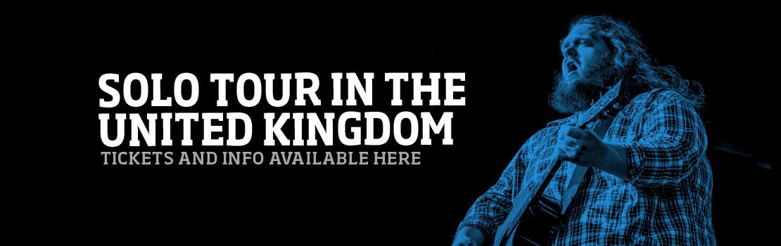 Matt Andersen solo UK tour dates