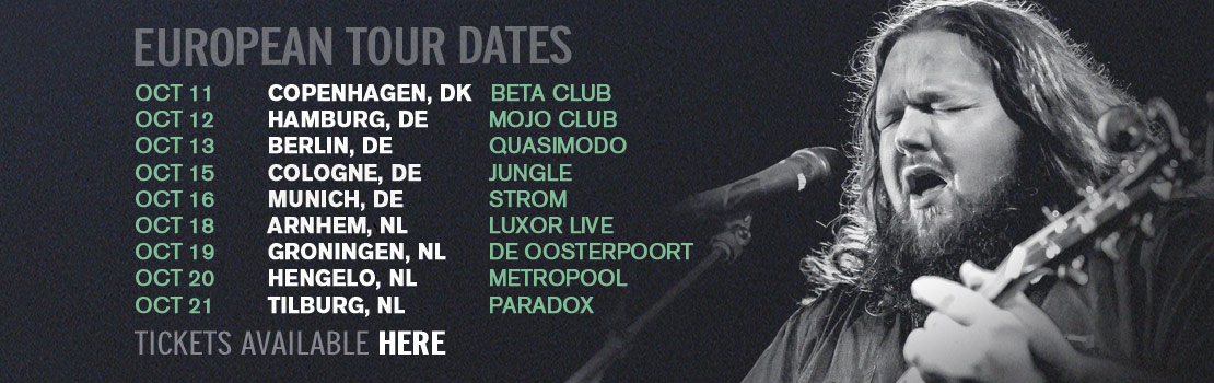 Matt Andersen European tour dates!